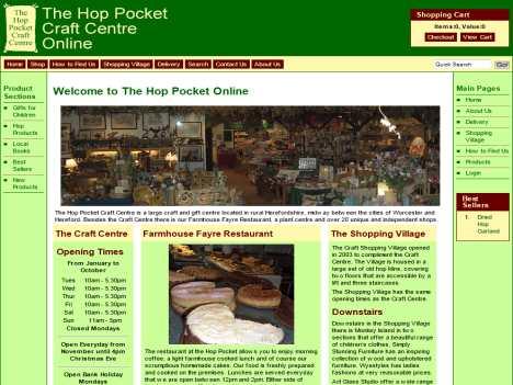 The Hop Pocket Craft Centre